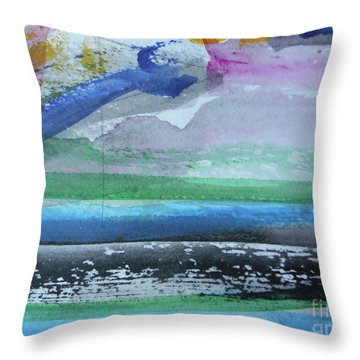 Abstract-18 Throw Pillow