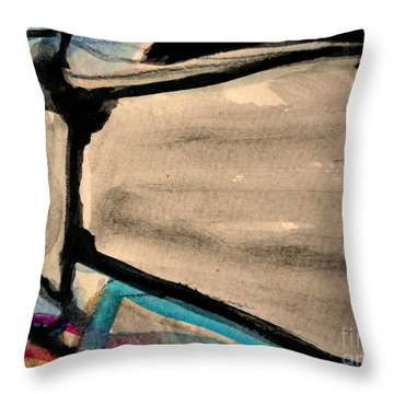 Abstract-22 Throw Pillow