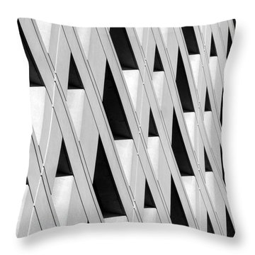 Abstract 2211 Throw Pillow