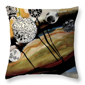 Abstract-23 Throw Pillow