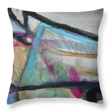 Abstract-24 Throw Pillow