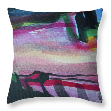 Abstract-25 Throw Pillow
