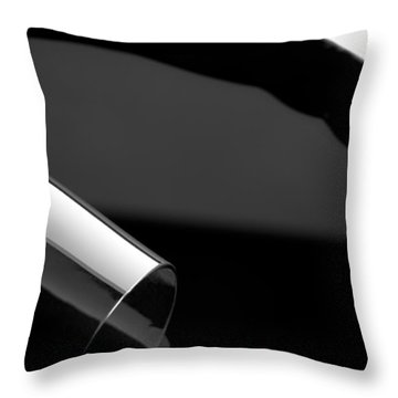 Abstract #2938 Throw Pillow