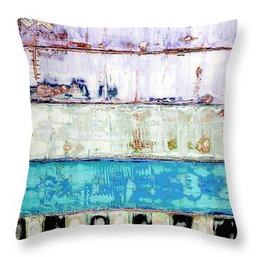 Art Print Abstract 31 Throw Pillow
