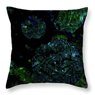 Abstract-32 Throw Pillow