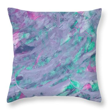 Fancy And Fun Throw Pillow