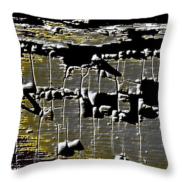 Abstract 99 Throw Pillow