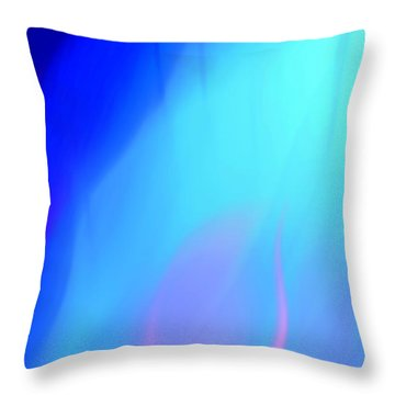 Abstract No. 10 Throw Pillow