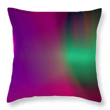 Abstract No. 12 Throw Pillow
