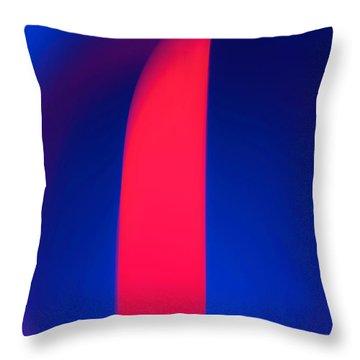 Abstract No. 13 Throw Pillow