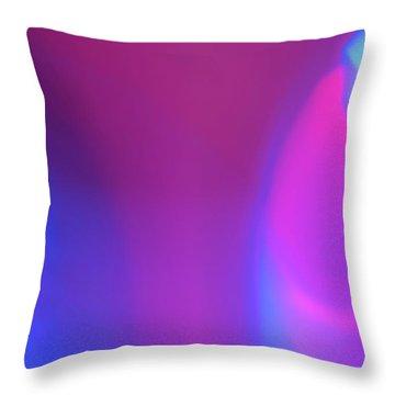 Abstract No. 14 Throw Pillow