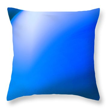 Abstract No. 7 Throw Pillow