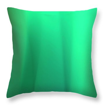 Abstract No. 8 Throw Pillow