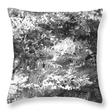 Abstract Series 070815 A3 Throw Pillow