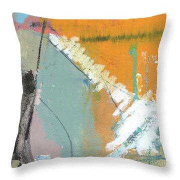 Abstrait Throw Pillows