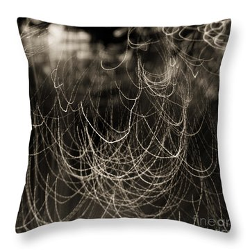 Abstractions 002 Throw Pillow