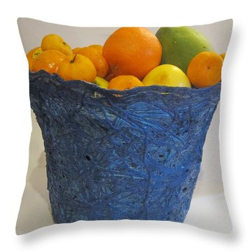Abundance Throw Pillow