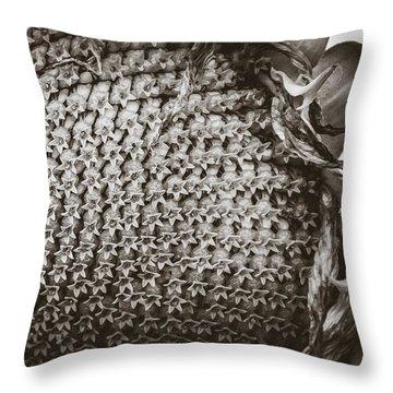Abundance - Throw Pillow