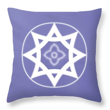 Abundance Of The Universe Throw Pillow