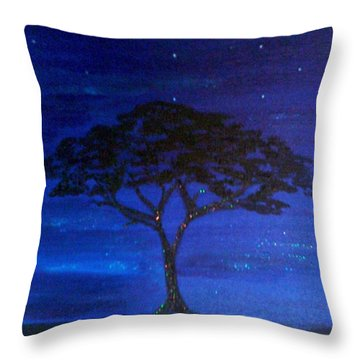 Acacia Throw Pillow