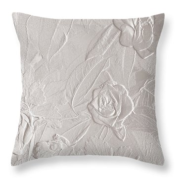 Accents Of Love Throw Pillow