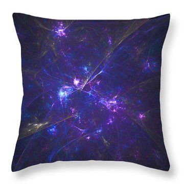 Accusing Spirit Throw Pillow