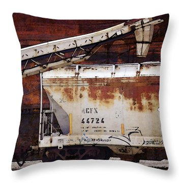 A C F X 44724 Throw Pillow