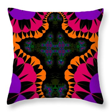 Acknobless Throw Pillow