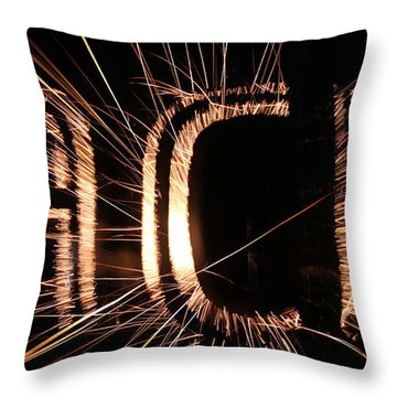 ACL Throw Pillow