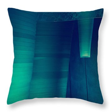 Acoustic Wall Throw Pillow