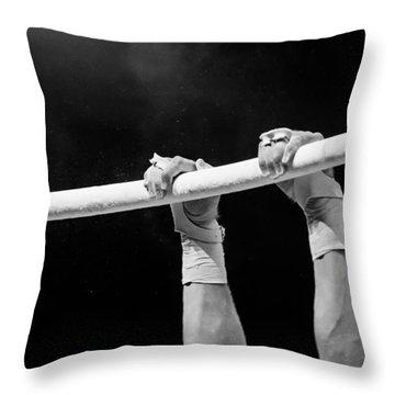 Acrobat - 1 Throw Pillow