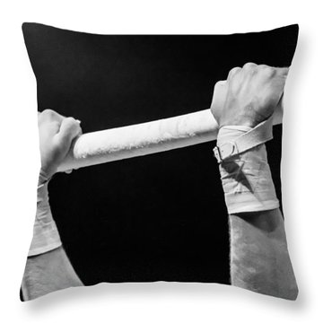 Acrobat - 2 Throw Pillow