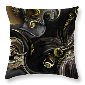 Act Including Instant Creation Throw Pillow