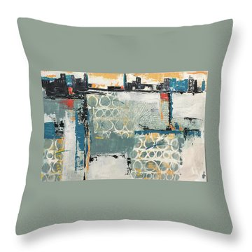 Activity Throw Pillow