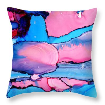 Ad Infinitum Throw Pillow by Sir Josef - Social Critic - ART