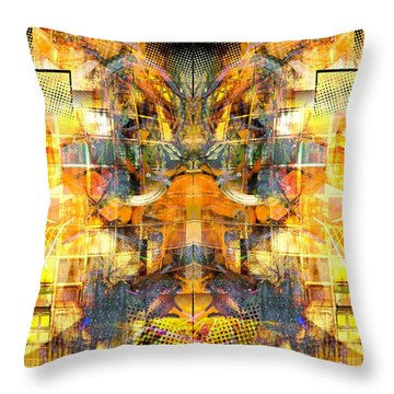Adagio For Strings... Throw Pillow
