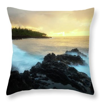 Throw Pillow featuring the photograph Adam And Eve by Ryan Manuel