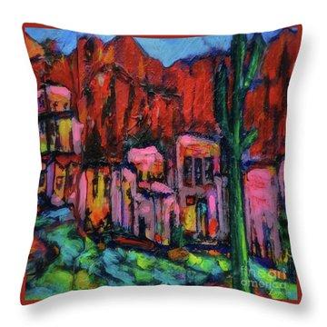 Adobe Magic Throw Pillow