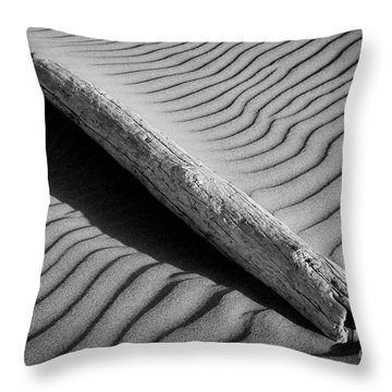 Adrift Throw Pillow