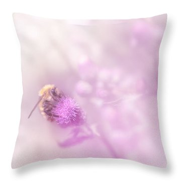Throw Pillow featuring the photograph Aduna by Greg Collins