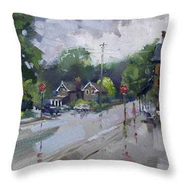Glen Throw Pillows