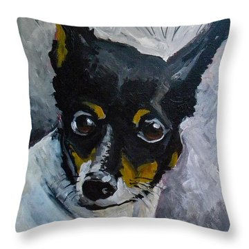 Affie Throw Pillow