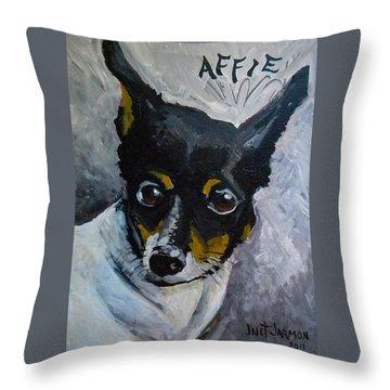 Affie Throw Pillow