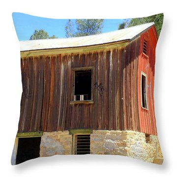 Affordable Housing 3 Throw Pillow