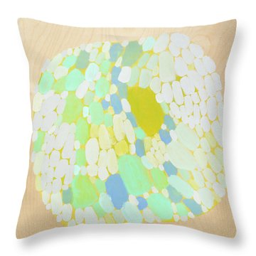 Afloat Throw Pillow