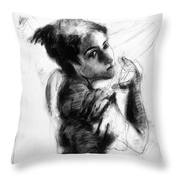 Afreatta Throw Pillow