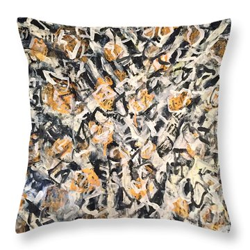Africa Iv Throw Pillow