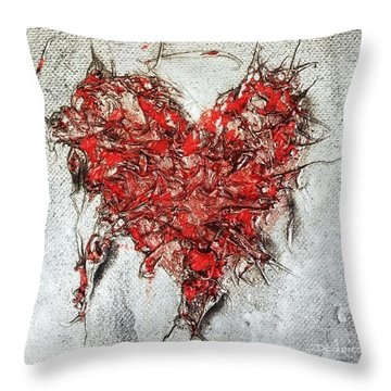 After Love Throw Pillow