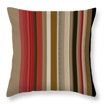 After Midnight Three Throw Pillow