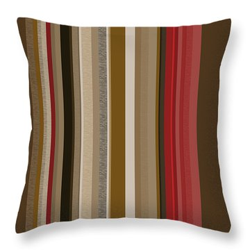 After Midnight Two Throw Pillow